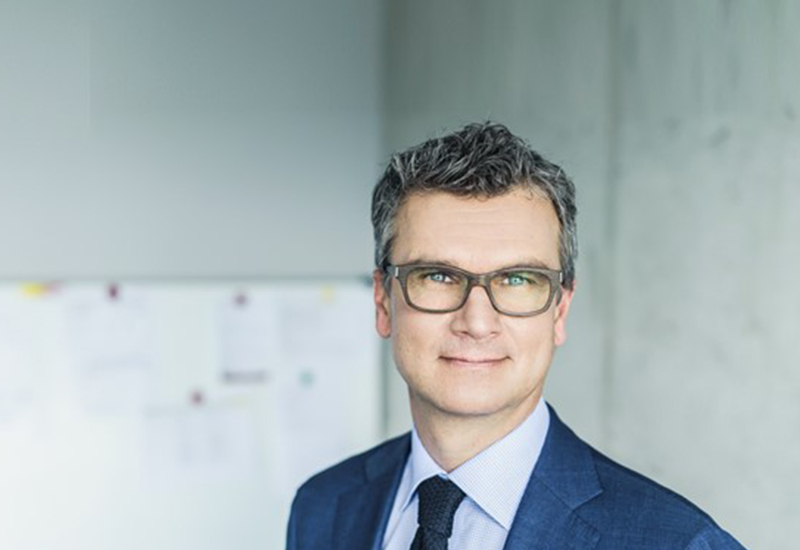 Audrius Sveikata, MD, PhD, Chief Executive Officer