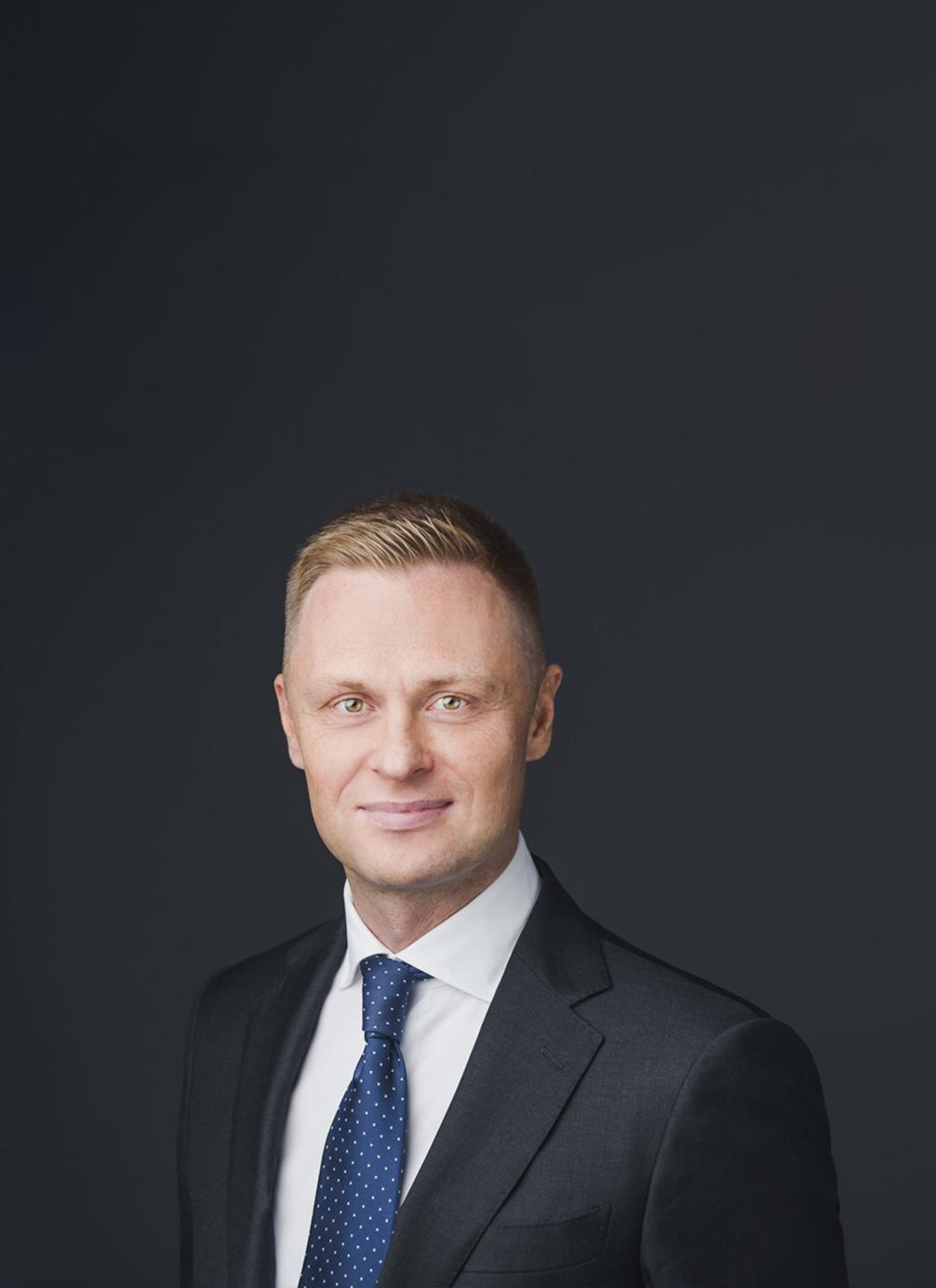 Juozas Buitkus, Mecon, Chief Operating Officer