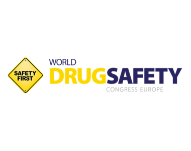 World drug safety congress Europe, Amsterdam, The Netherlands. 10th – 11th September 2019.