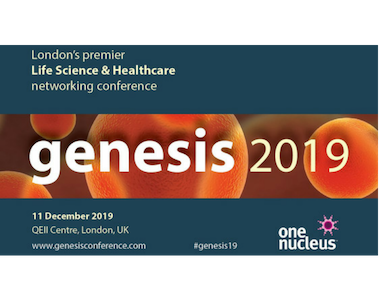 Genesis conference, London, UK. 11th December 2019.