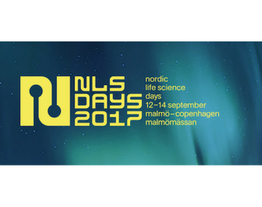 Nordic Life Science Days, Malmö, Sweden. 10th – 12th September 2019.
