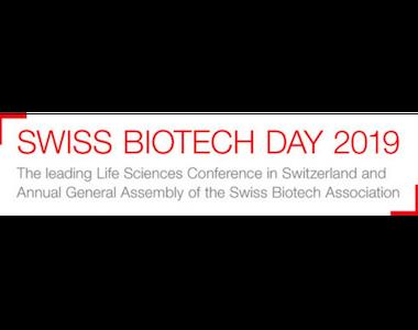 Swiss Biotech Day, Basel, Switzerland. 7th May 2019.